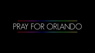 #PrayForOrland Pray For Orlando