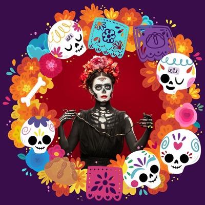 Meksikalı Ölüler Günü