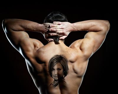 Tatuaże dla facetów