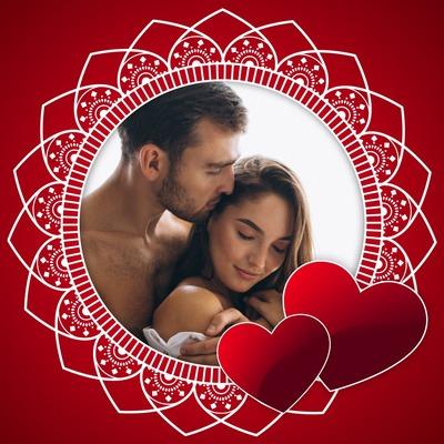 Mandala romántico