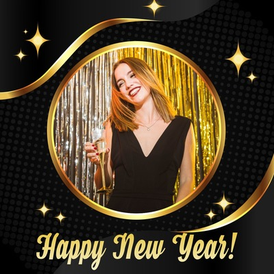 Goldenes neues Jahr