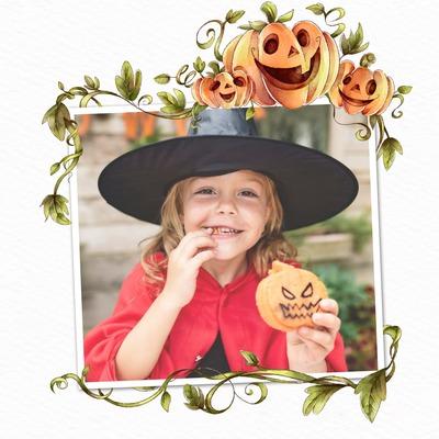 Akwarela Halloween