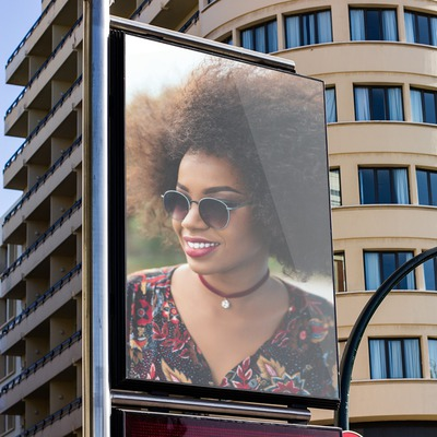 Διαφημιστική πινακίδα