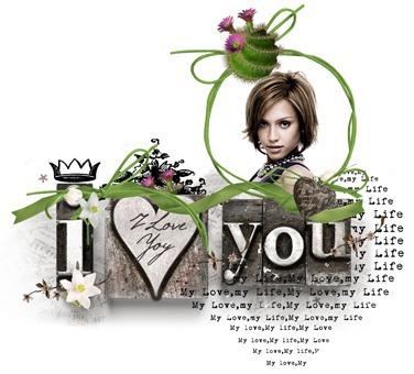 Aku mencintaimu