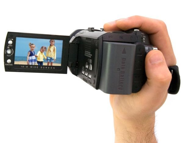 Photo montage camcorder camera scene pixiz