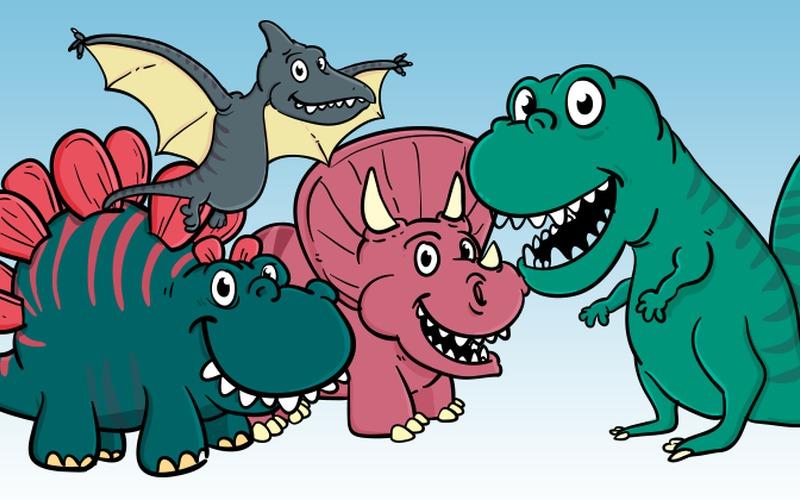 Wat dinosaurus ben jij?