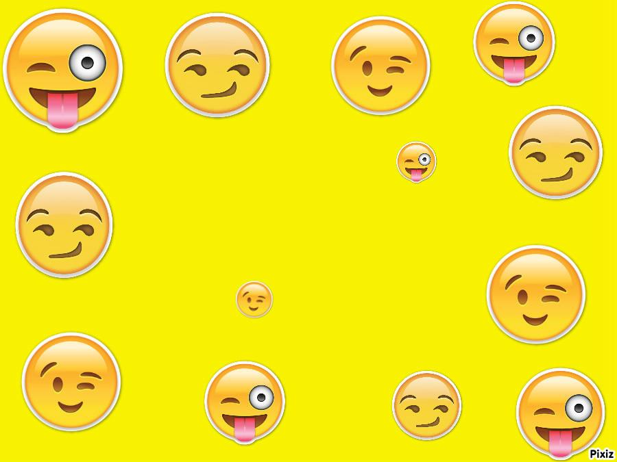 Montaje fotografico Collage Emojis - Pixiz