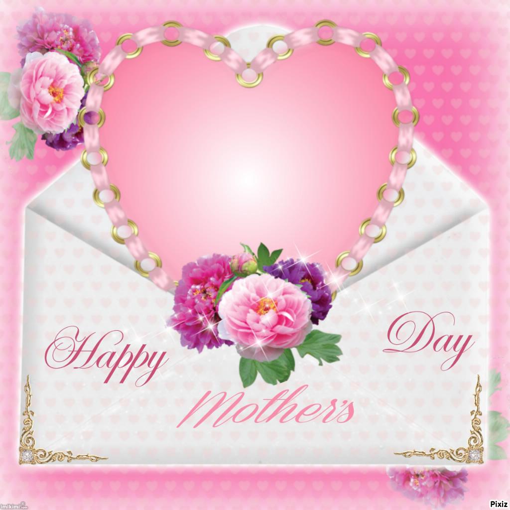 Photo montage happy mothers day - Pixiz