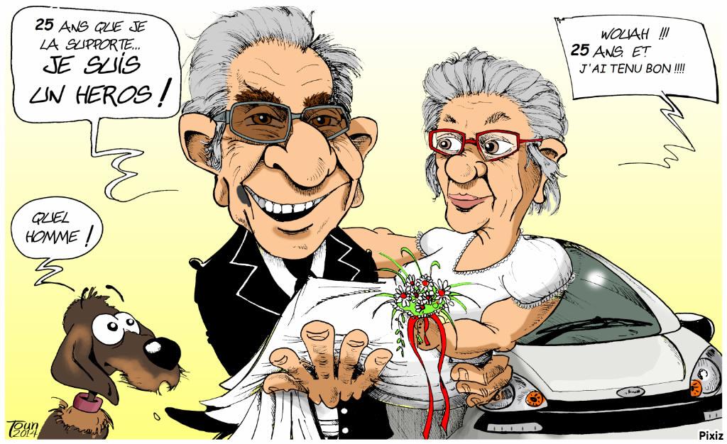 Texte Humoristique Anniversaire De Mariage 25 Ans Spaxdesign