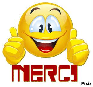 """Résultat de recherche d'images pour """"smileys merci"""""""