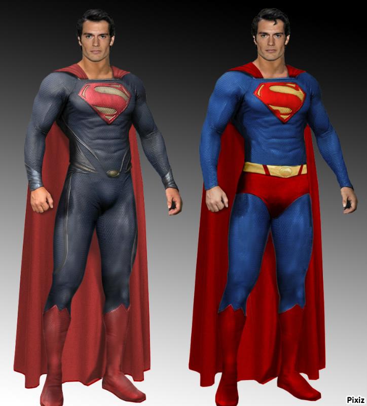 Montaje fotografico superman - Pixiz