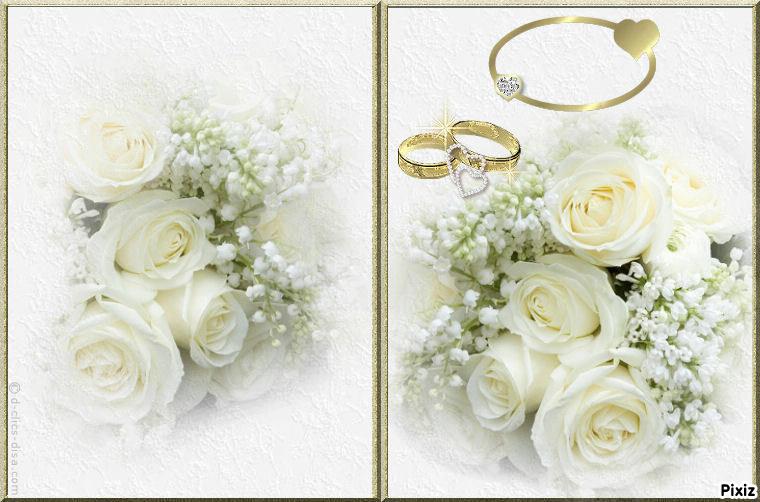 Favori Montage photo anniversaire de mariage - Pixiz PY42