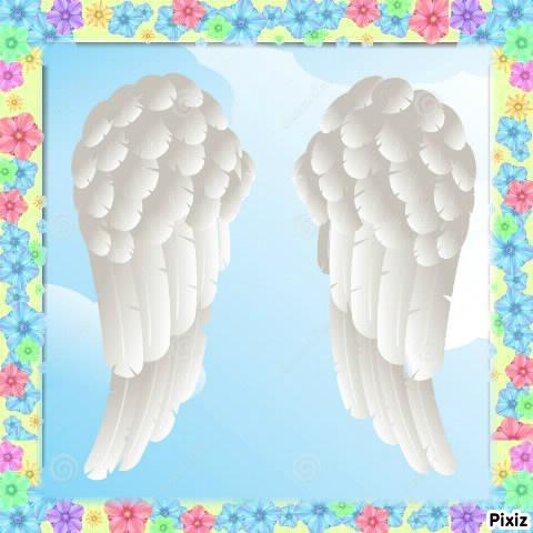 Fotomontajes para poner alas de angel 71