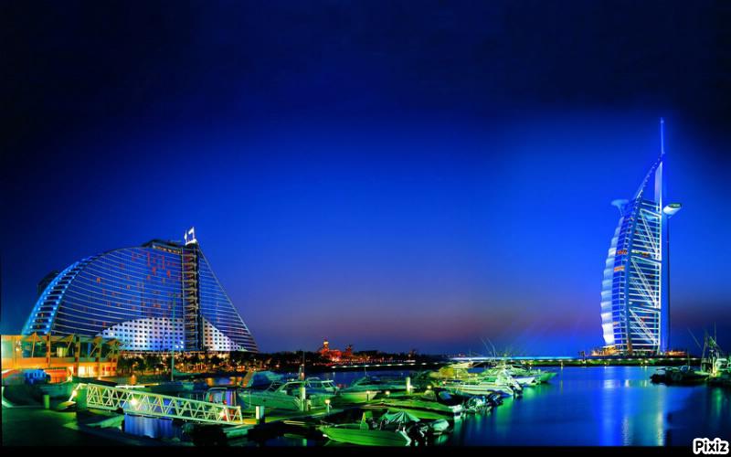 Montaje fotografico DUBAI - Pixiz
