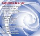confesion de amor