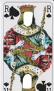 Tarot - roi pique