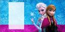Frozen Ana e Elsa