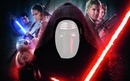 Star Wars VII Face Cut-out