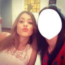 Foto con Violetta