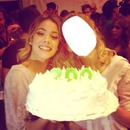 tini y mechi por los 200 shows de violetta en vivo
