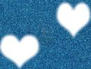 Cadre en coeur