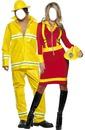 couple en pompier
