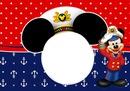 Mickey Mouse Marinheiro