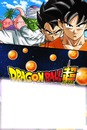 AFFICHE DE ME SUITE DRAGON BALL SUPER