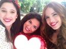 Corazón de Lodo Comello, Alba Rico y Cande Molfese