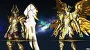 chevalier divins du capricorne et des gémeaux