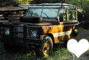mon Land Rover adorer