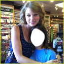 Taylor Swift with me