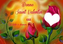 Bonne ST-Valentin.