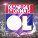 foot Logo OL coeur de Lyonnais