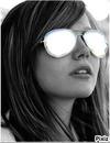 fille  au lunette