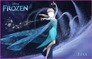Frozen cara da Elsa