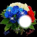 Bouquet du 14 juillet