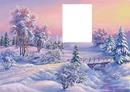 cadre hiver