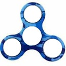hand spinner armée bleue personnalisable