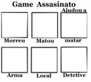 Game para Facebook (game assasinato)