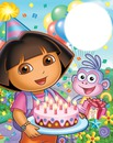 Happy Birthday, Dora!