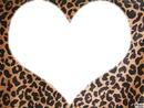 cadre leopard