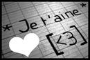 je t'aime [<3]