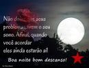 """Boa Noite! Por"""" Maria Ribeiro"""""""