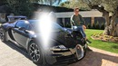Lamborghini negro