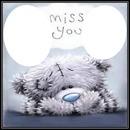 cadre miss you 2 photos pour enfant