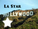 la star d'hollywood