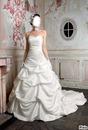 robe de mariée-brune
