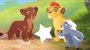 Lion guard Rani,Kion and Bunga