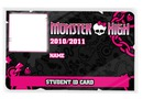 Carnet de Monster High